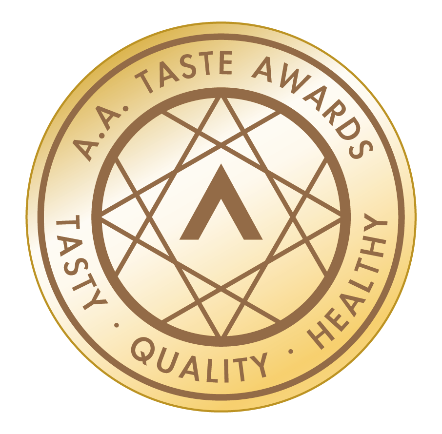 A.A.Taste Awards 2018 (from Asia Pacific Anti Additive Association)