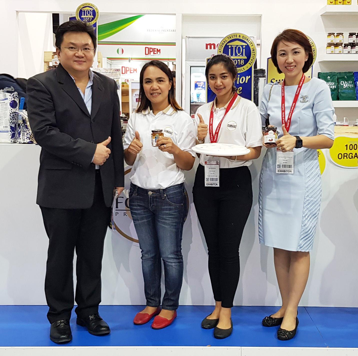 ภาพบรรยากาศงาน ThaiFex World of Food Asia 2018