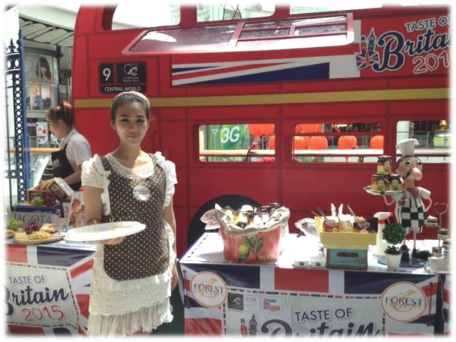 The Taste of Britain 2015